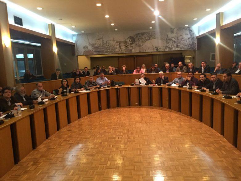 Έργα, μελέτες και δράσεις ενέκρινε η Οικονομική Επιτροπή της Περιφέρειας Θεσσαλίας