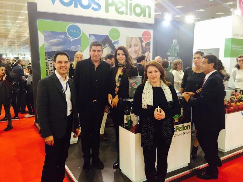 Με απόλυτη επιτυχία η 31η διεθνή έκθεση τουρισμού PHILOXENIA