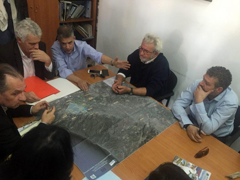 Δέσμευση για πρωτοβουλίες που θα επιταχύνουν το έργο της Κάρλας από τον υπουργό Περιβάλλοντος