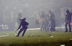 Αντιμέτωποι με βαριές ποινές οι συλληφθέντες για τα επεισόδια στη Λεωφόρο
