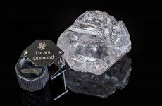 Το μεγαλύτερο διαμάντι των τελευταίων 100 ετών