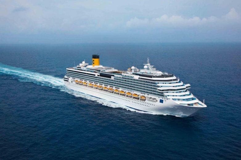 """Στο Λιμάνι του Βόλου αύριο το """"Costa Pacifica"""""""