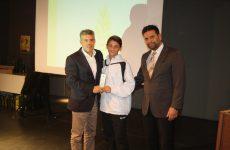 Τιμητική διάκριση στον περιφερειάρχη Θεσσαλίας για την προσφορά του στο Handball