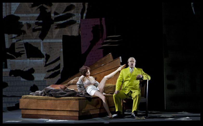 Επανάληψη προβολής της όπερας «ΛΟΥΛΟΥ» του Αlban Berg στο Αχίλλειο