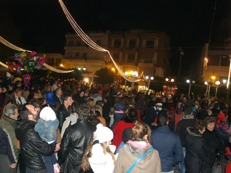 Χριστουγεννιάτικες εκδηλώσεις δήμου Αλμυρού