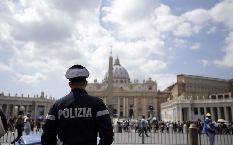 «Δρακόντεια» μέτρα ασφαλείας στη Ρώμη υπό το φόβο τρομοκρατικής επίθεσης