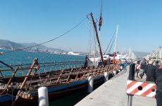 Στο λιμάνι η Αργώ για το καλοκαίρι