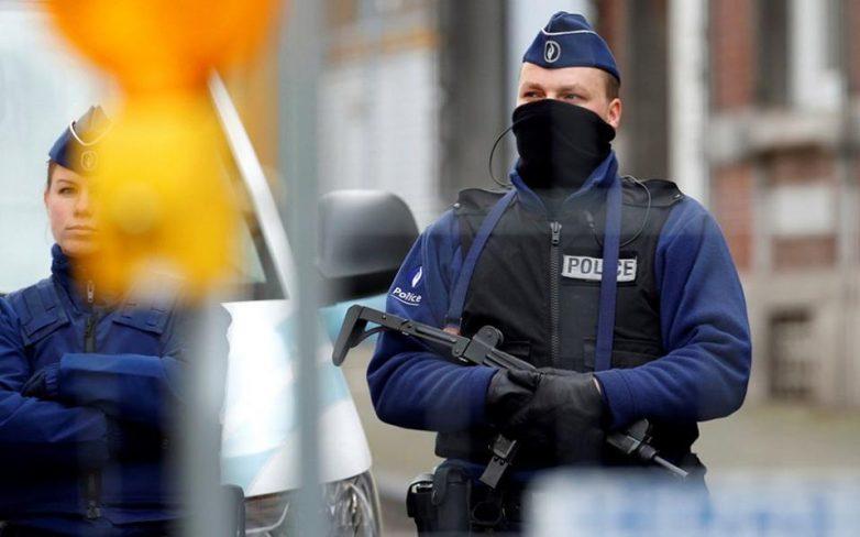 Βέλγιο: Μπαράζ συλλήψεων σε πολλαπλές επιχειρήσεις