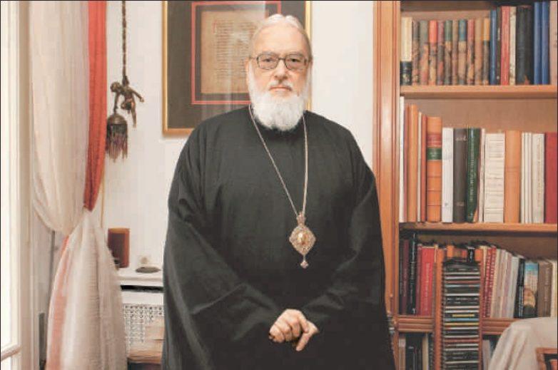 Εταίρος της Ακαδημίας Θεολογικών Σπουδών ο Μητροπολίτης Διοκλείας κ. Κάλλιστος Ware