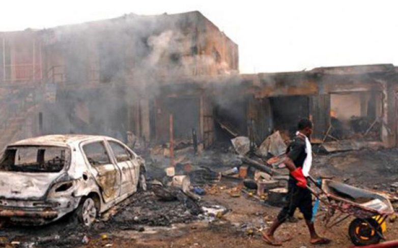 Νιγηρία: Τουλάχιστον 32 νεκροί και 80 τραυματίες από βομβιστική επίθεση