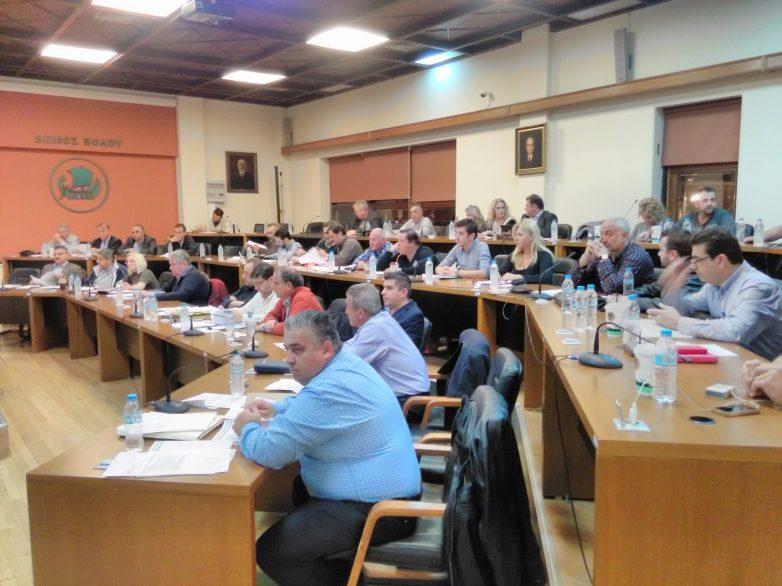 Για σκάνδαλο κατηγόρησε τις προηγούμενες δημοτικές αρχές ο δήμαρχος  Βόλου