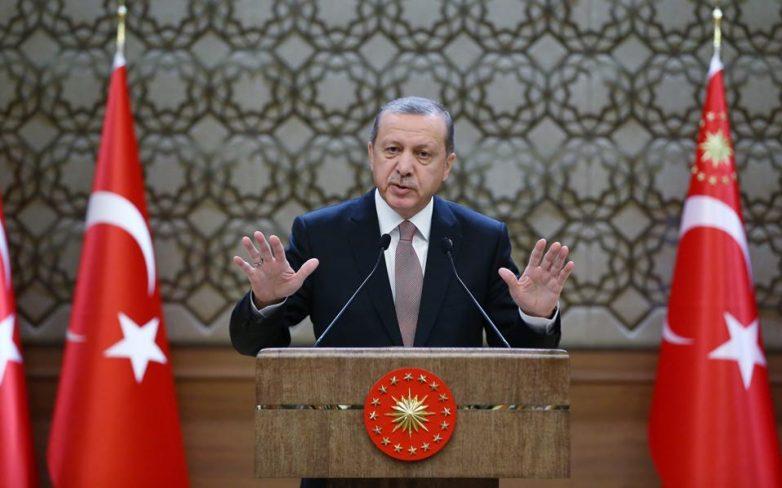 Ερντογάν: Θα είμαστε για πάντα στην Κύπρο