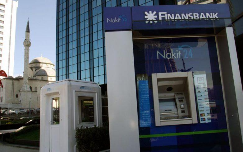 Αποχωρεί από την Τουρκία η Εθνική Τράπεζα