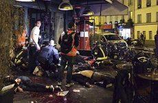Το ΙΚ έδωσε στη δημοσιότητα βίντεο με τους 9 δράστες των επιθέσεων στο Παρίσι