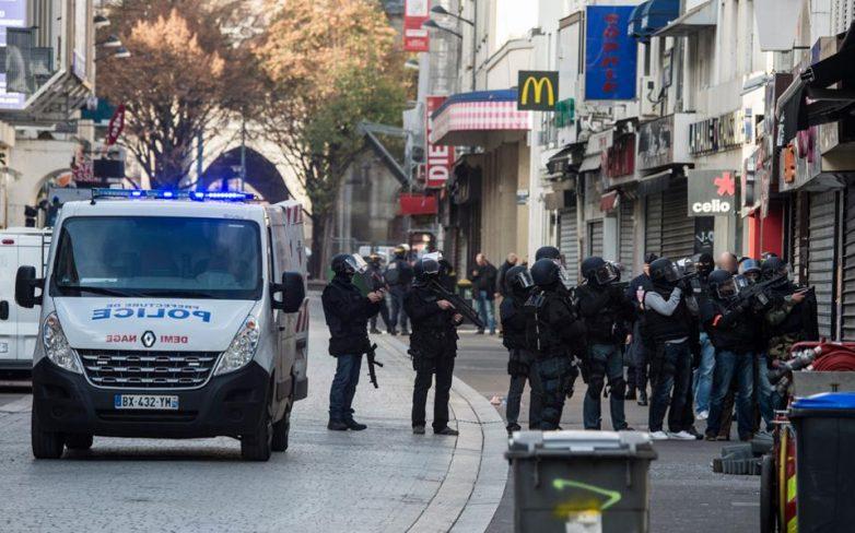 Γαλλία: Ελεύθεροι επτά από τους οκτώ συλληφθέντες του Σεν Ντενί