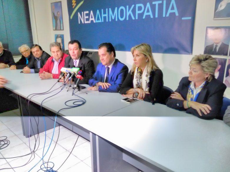 Ασιόδοξος για νίκη ο Άδωνις Γεωργιάδης από το Βόλο