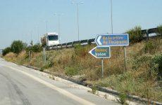 Διακοπή κυκλοφορίας στον ανισόπεδο κόμβο Βελεστίνου λόγω εργασιών