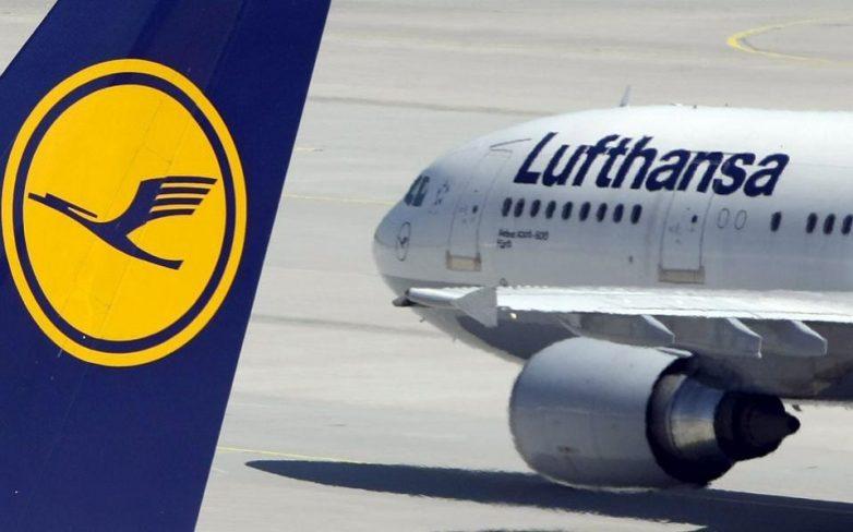 Ακυρώνονται όλες οι πτήσεις της Lufthansa από και προς την Αθήνα