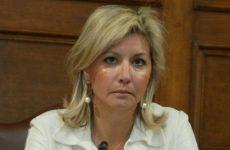 Αναφορά Ζέττας Μακρή για την αποκατάσταση απόρριψης αποζημιώσεων σε αμυγδαλοπαραγωγούς