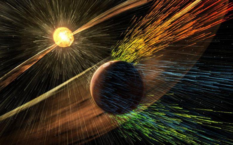 Νέες μετρήσεις της NASA για τον πλανήτη Αρη