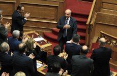 Για «νεοφιλελεύθερη και ανάλγητη αριστερά» έκανε λόγο ο Ευ. Μεϊμαράκης