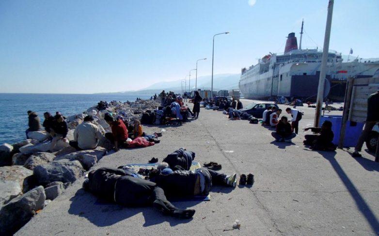 Πάνω από 150 πρόσφυγες στη Σκάτζουρα  Αλοννήσου