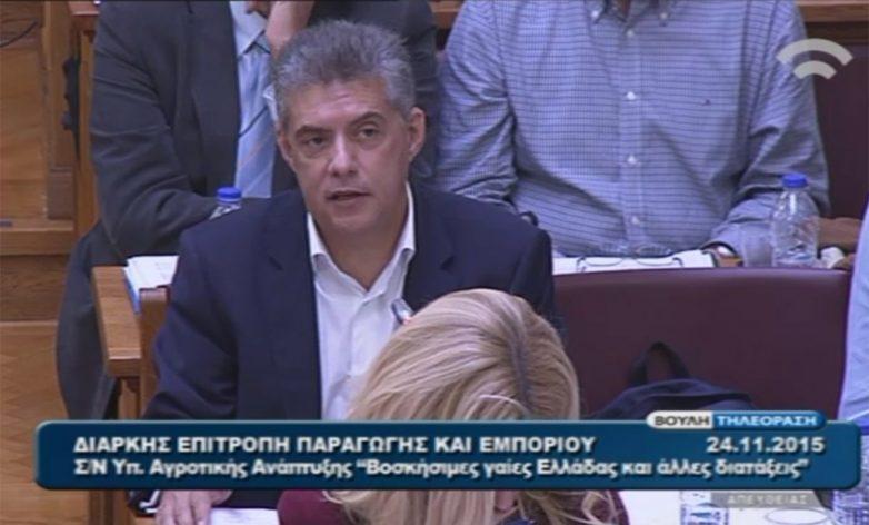 """""""Καλό αλλά σε λάθος χρόνο το νομοσχέδιο για τους βοσκοτόπους"""" επισημαίνει ο πρόεδρος της ΕΝΠΕ"""