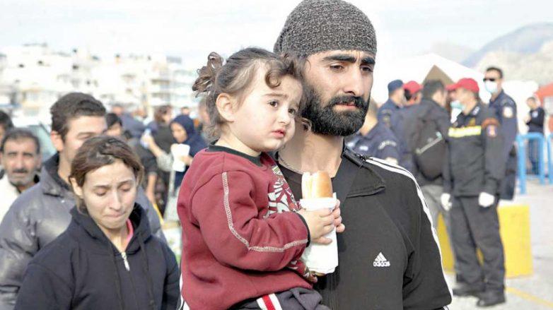 """Συλλογή  ρουχισμού και τροφίμων  για πρόσφυγες από την """"ΑΝΩΣΗ"""""""