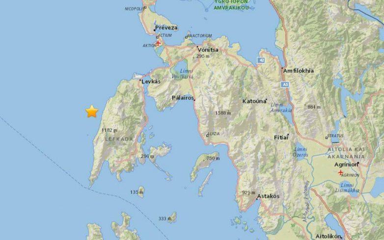Δύο γυναίκες νεκρές από τον σεισμό 6,1 Ρίχτερ στην Λευκάδα