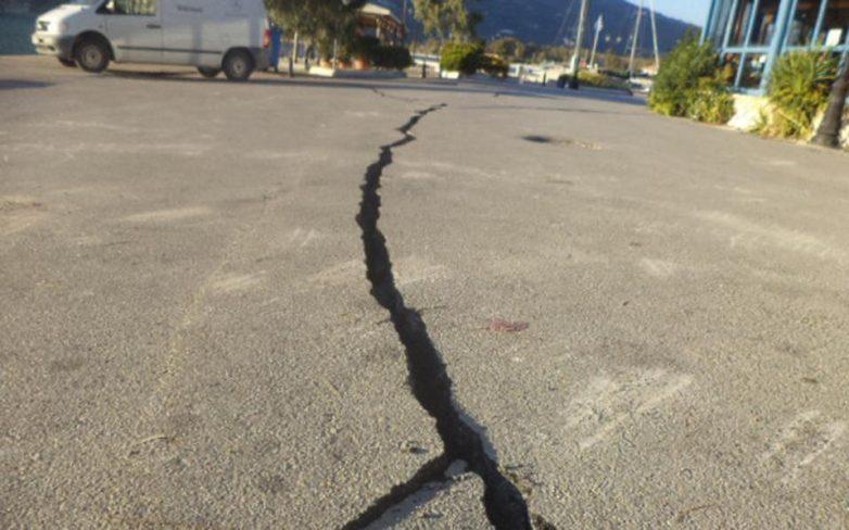 Λευκάδα: Νέα σεισμική δόνηση 4,1 βαθμών της κλίμακας ρίχτερ