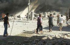 Γαλλικά αεροσκάφη βομβάρδισαν στόχους του ΙΚ στη Ράκα της Συρίας