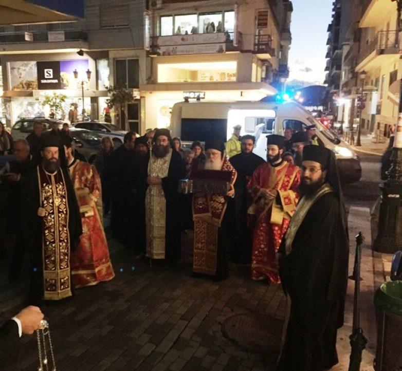 Μεγίστη ευλογία για το Βόλο η έλευση του Ιερού Λειψάνου του Αγ. Χαραλάμπους