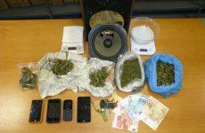 Συνελλήφθη με κάνναβη