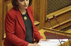 Η Μαρίνα  Χρυσοβελώνη  για την επέτειο εορτασμού του Μακεδονικού Αγώνα
