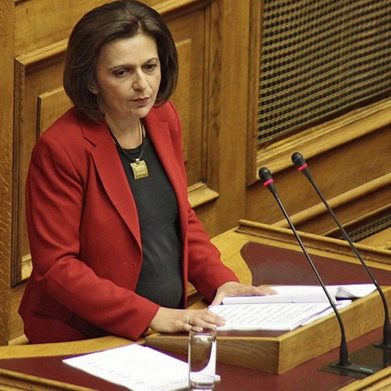 H υφυπουργός Μαρίνα  Χρυσοβελώνη για την ημέρα εθνικής μνήμης της γενοκτονίας των Ελλήνων της Μικράς Ασίας