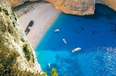 Ζάκυνθος: Νεκρός τουρίστας στην παραλία του Ναυαγίου