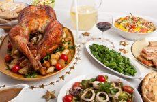 Διατροφικές συμβουλές για τις γιορτές