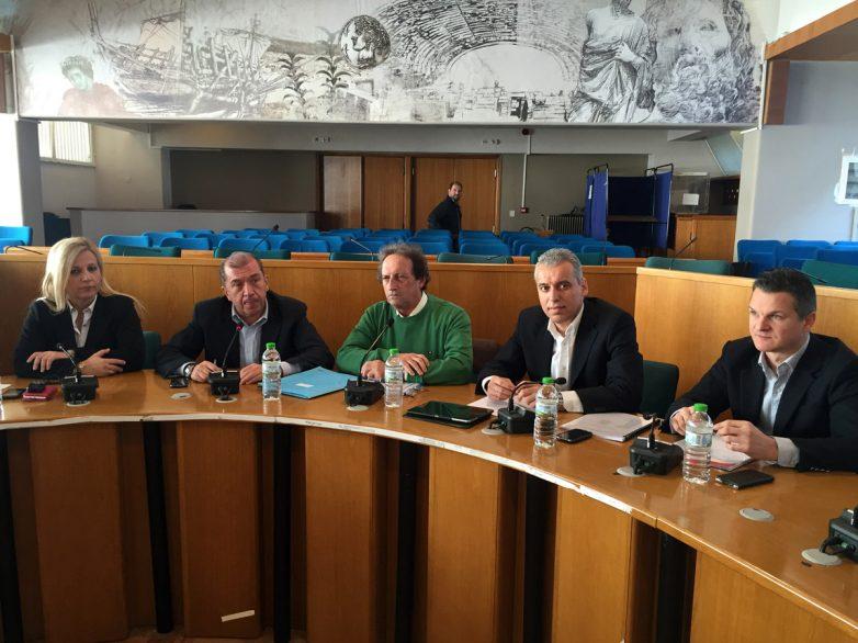 Η Περιφέρεια Θεσσαλίας συζητά με φορείς και πολίτες για το μείζον ζήτημα της κλιματικής αλλαγής