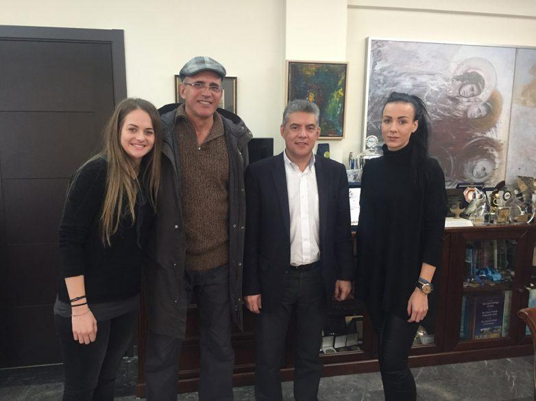 Η Περιφέρεια Θεσσαλίας στηρίζει και ενθαρρύνει την προσπάθεια εθελοντικής δωρεάς μυελού των οστών
