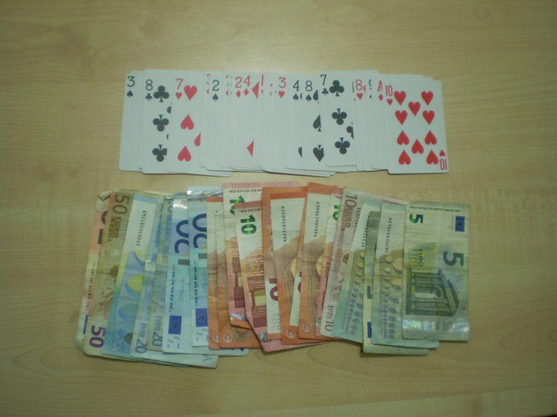 Συνελήφθησαν επτά άτομα για τυχερά παιγνίδια στην Αγιά Λάρισας