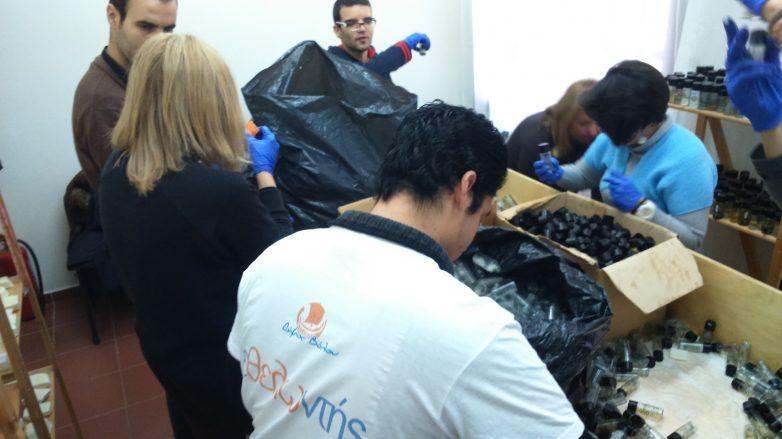 Εθελοντική ομάδα ανακύκλωσης σαπουνιών
