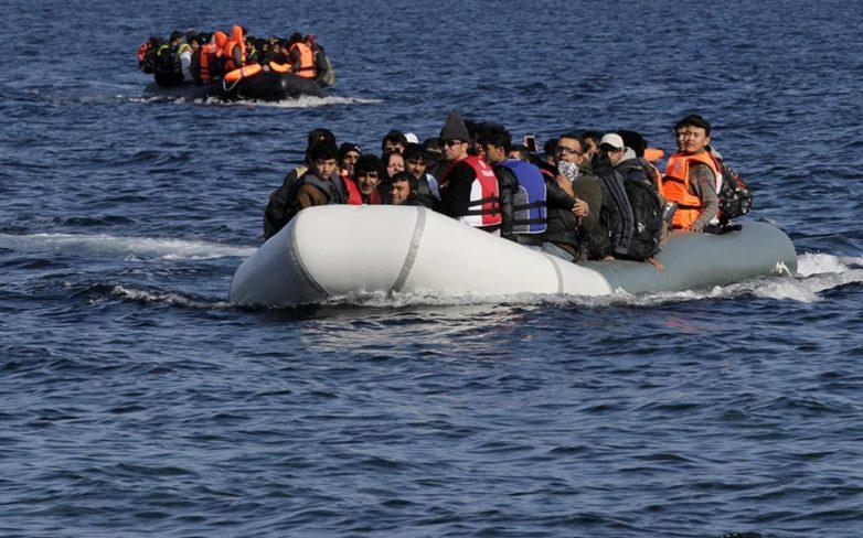 Ναυάγιο με 18 νεκρούς μετανάστες στα ανοιχτά της Τουρκίας