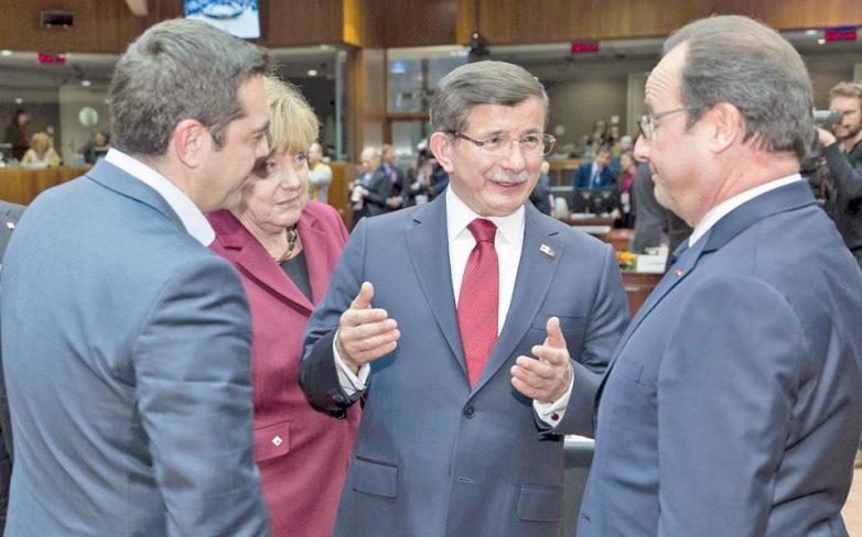 Τι απέφερε το παζάρι Ε.Ε. – Τουρκίας