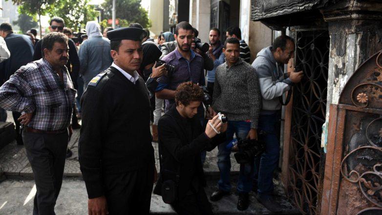 Φονική επίθεση με μολότοφ στο Κάιρο