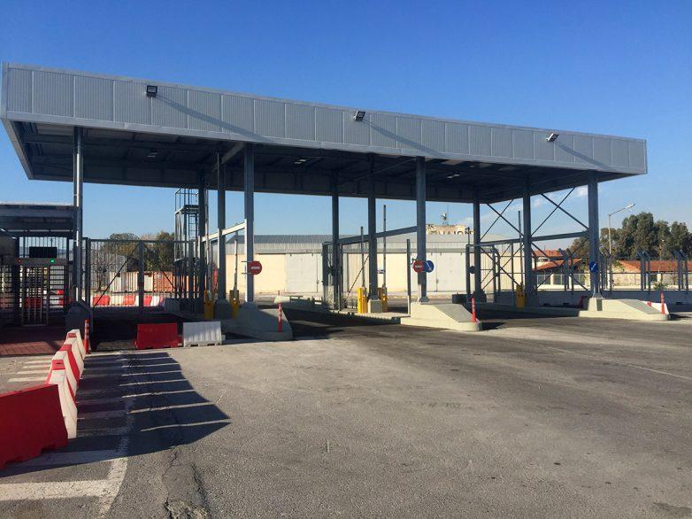 Ολοκληρώθηκε η εγκατάσταση του ολοκληρωμένου συστήματος ασφαλείας ISPS στο λιμάνι του Βόλου