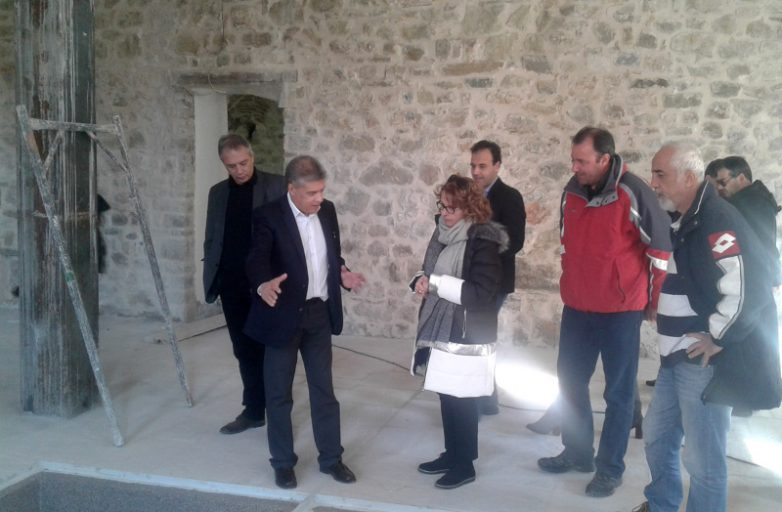 Ολοκληρώνεται η ανάδειξη και αποκατάσταση των παλαιών φυλακών στα Τρίκαλα   από την Περιφέρεια Θεσσαλίας