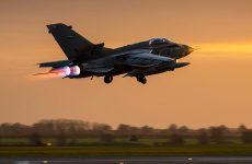 Οι βρετανοί ξεκίνησαν τους βομβαρδισμούς στη Συρία
