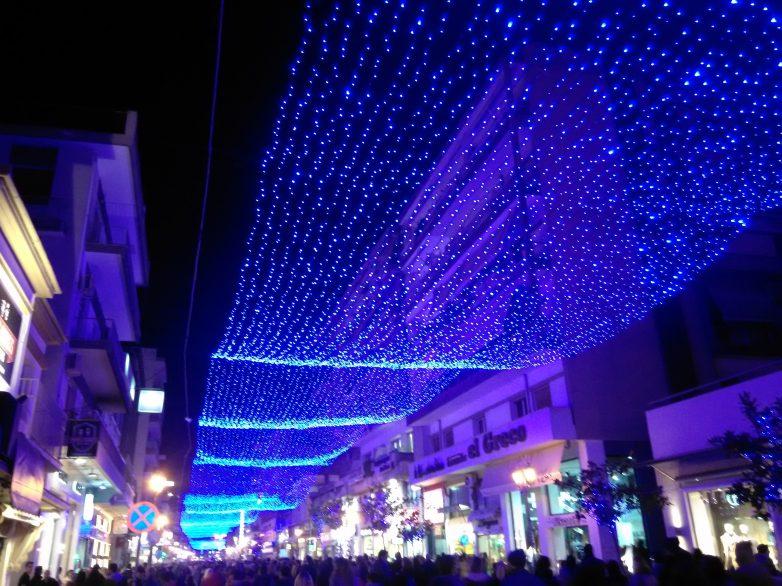 Προκήρυξη διεθνούς ανοιχτού διαγωνισμού για τον εορταστικό φωτισμό του Δήμου Βόλου