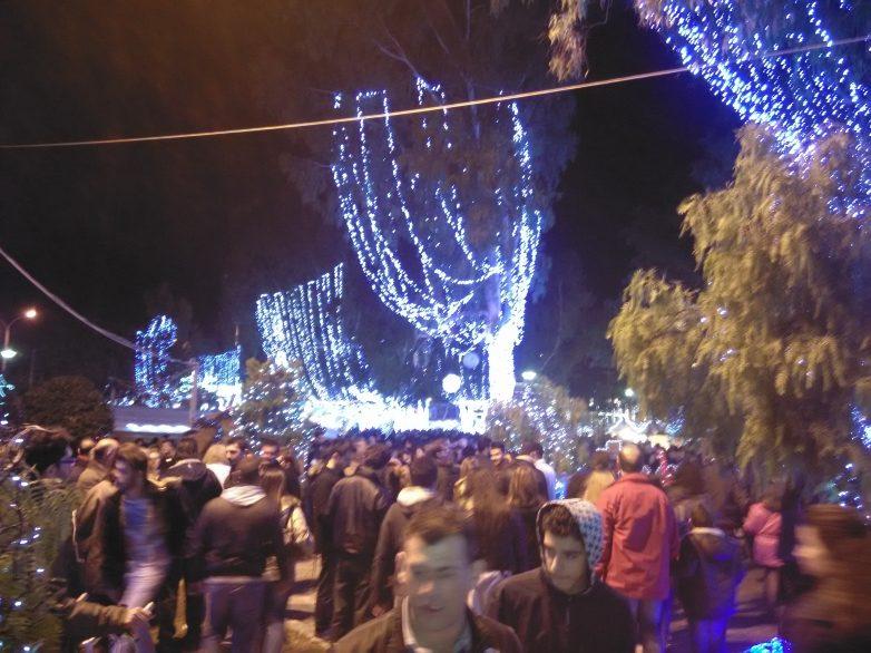 Συνεχίζονται αύριο Πέμπτη στο Βόλο οι Χριστουγεννιάτικες εκδηλώσεις