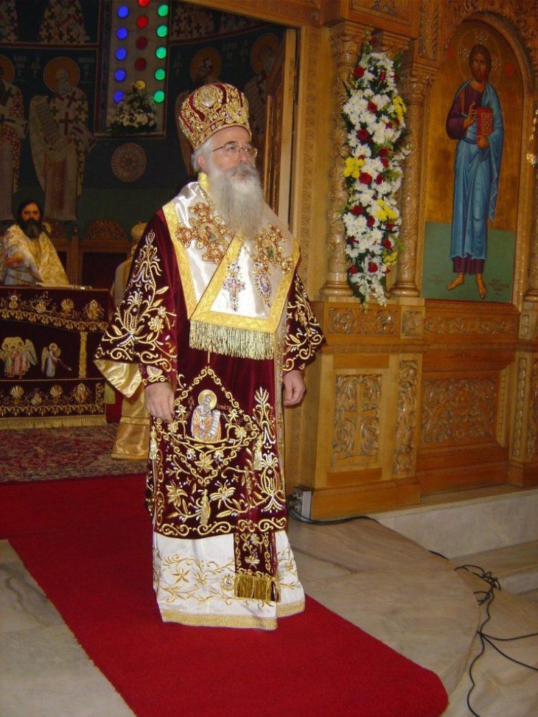 Μήνυμα του σεβασμιότατου μητροπολίτου  Δημητριάδος & Αλμυρού κ. Ιγνατίου  για τα Χριστούγεννα 2015